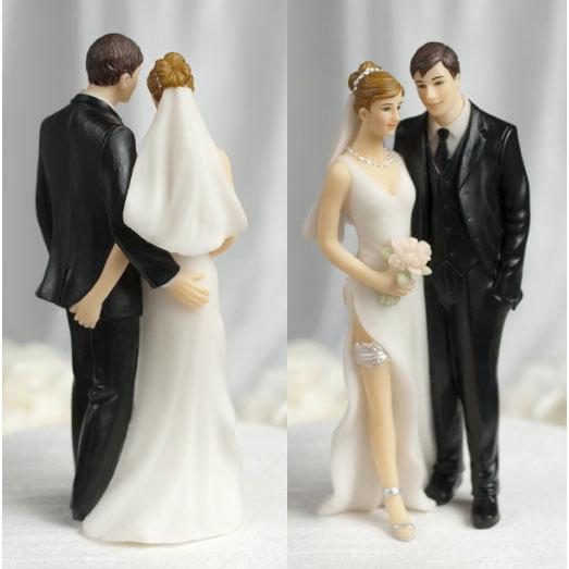 Bridal Dream Hawaii Wedding Blog Hands On Butt Wedding Cake Topper