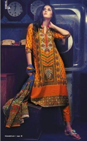 Firdous Formal Cambric Dress Collection
