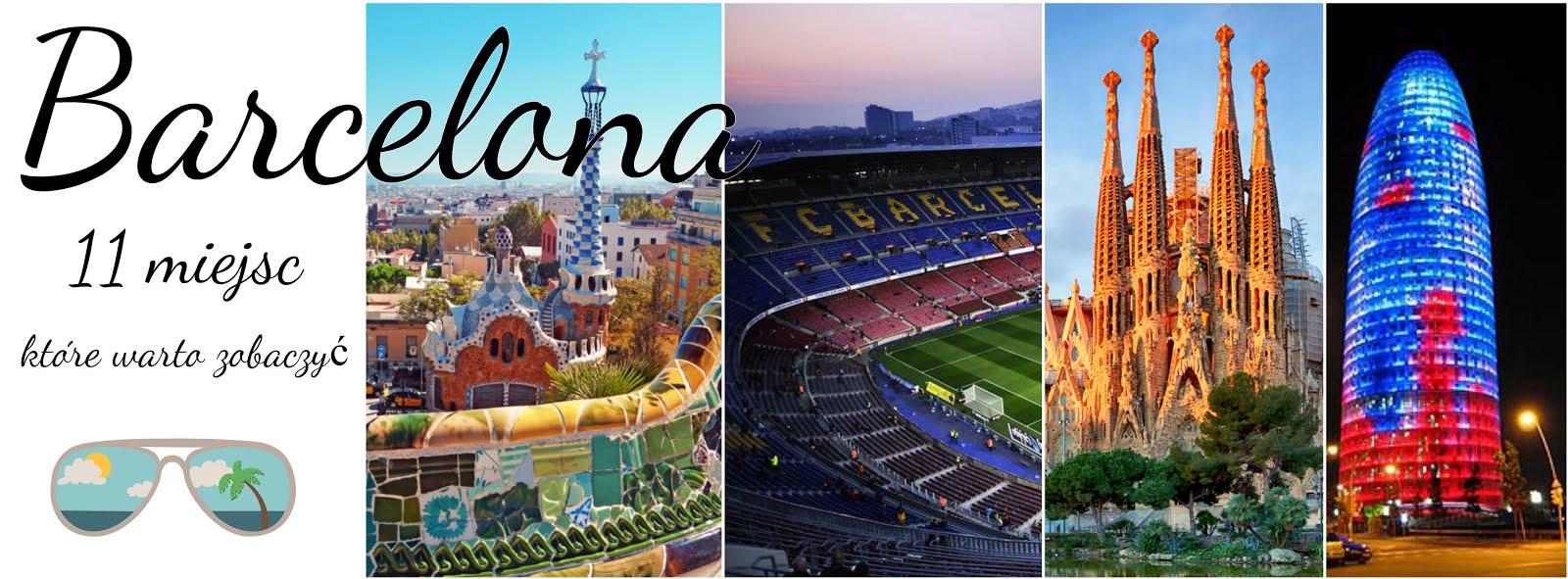 Poznaj Barcelonę