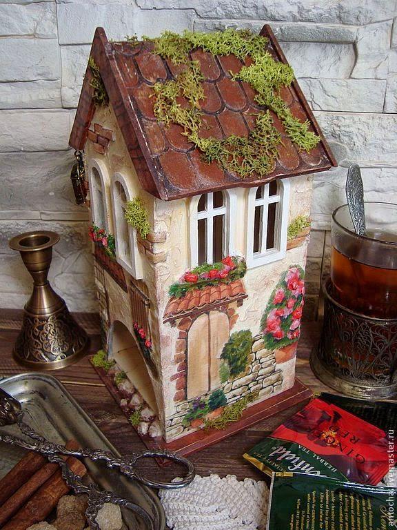 Чайные домики своими руками прованс