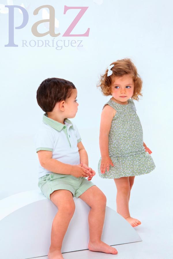 moda infantil paz rodriguez