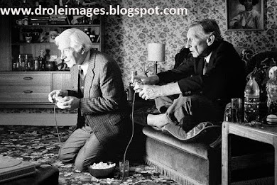 2 old men playing !! realy !!