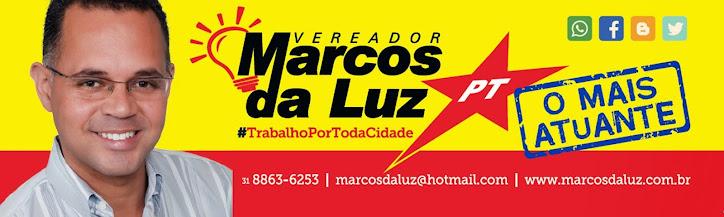Marcos da Luz - Vereador