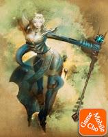 Nhân vật trong game Tru Thần mobile online