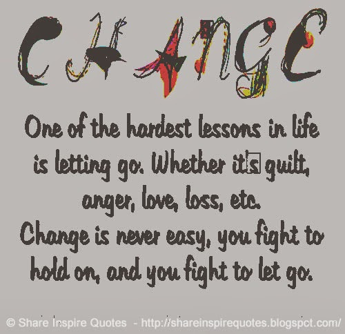 ... To Let Go. Share Inspire Quotes - Inspiring Quotes Love Quotes