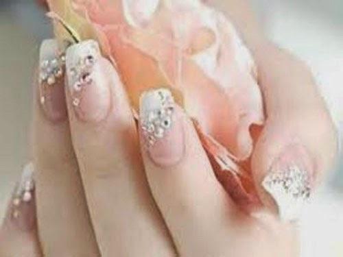 Wedding Nail Art Concepts Httpweddingstopicspot