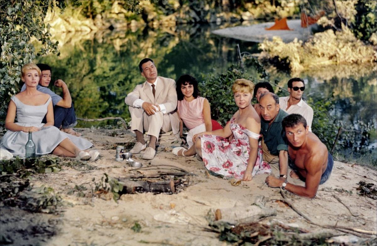 Le Déjeuner sur l'herbe, de Jean Renoir Jean+Renoir+%257E+Le+Dejeuner+sur+l%2527herbe%252C+1959