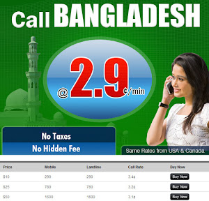 Cheap Calling Bangladesh