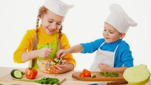 Healthy Eating and Living for Kids and Teenagers