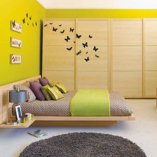 Modern Bedroom Color Schemes   Inspiration Home Decor