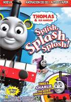 Thomas & Friends: Splish, Splash, Splosh! (2014) DVDRip Latino