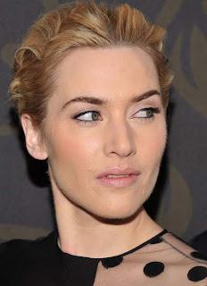 Kate Winslet: the new face of St John