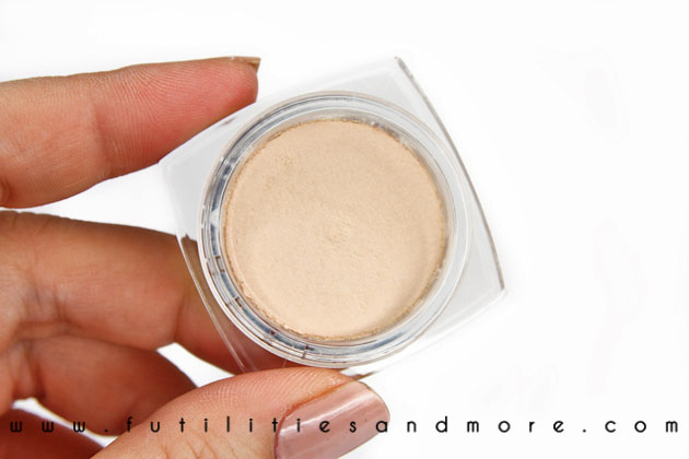 L'Oreal Infallible Eyeshadow Endless Pearl – Review and Swatch