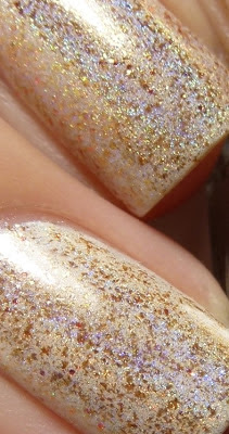 Austin Powers, Enchanted Polish, swatch