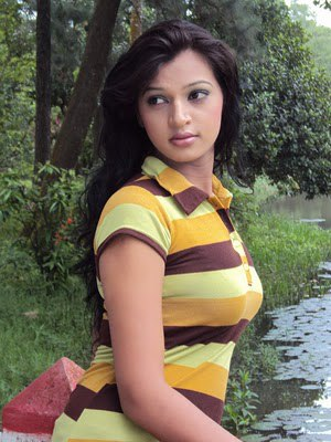 Bangladeshi model actress borsha image