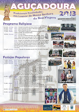 PROGRAMA DAS FESTAS 2013