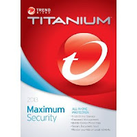 Trend Micro Titanium Maximum Security 2013 – Free 30 Days Trial