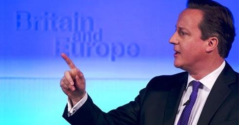 David Cameron Speech Today Video