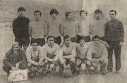 CALENDARIO C.D. RÚA 1972