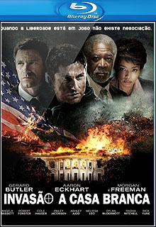 Download - Invasão à Casa Branca BluRay 1080p + 720p Dual Áudio  ( 2013 )