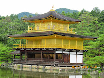 Golden Pavilion, Kinkaku-Ji Temple, Kyoto, Japan