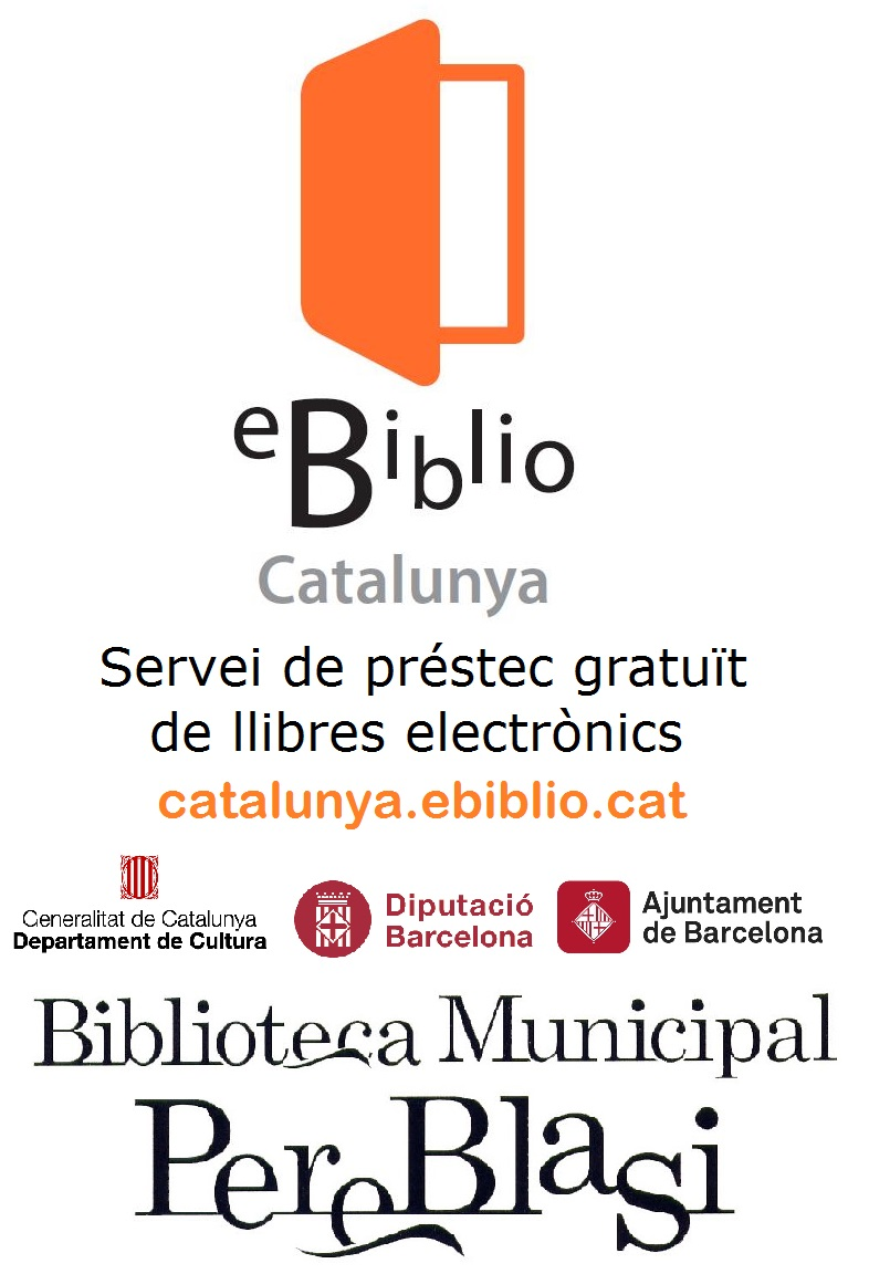 Ebiblio Servei de préstec gratuït de llibres electrònics
