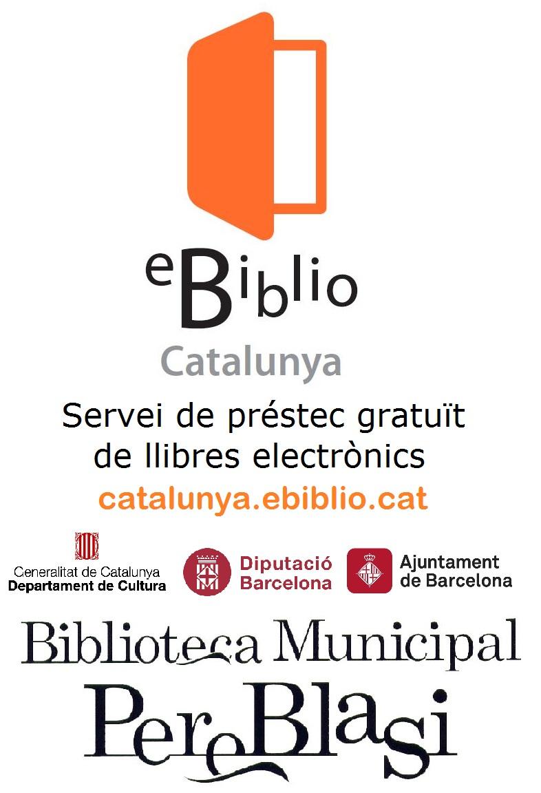 Ebiblio Servei de préstec gratuït de llibres electrònics