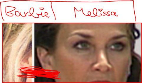 Melissa Scott Pastor - Barbie Bridges and Melissa Scott