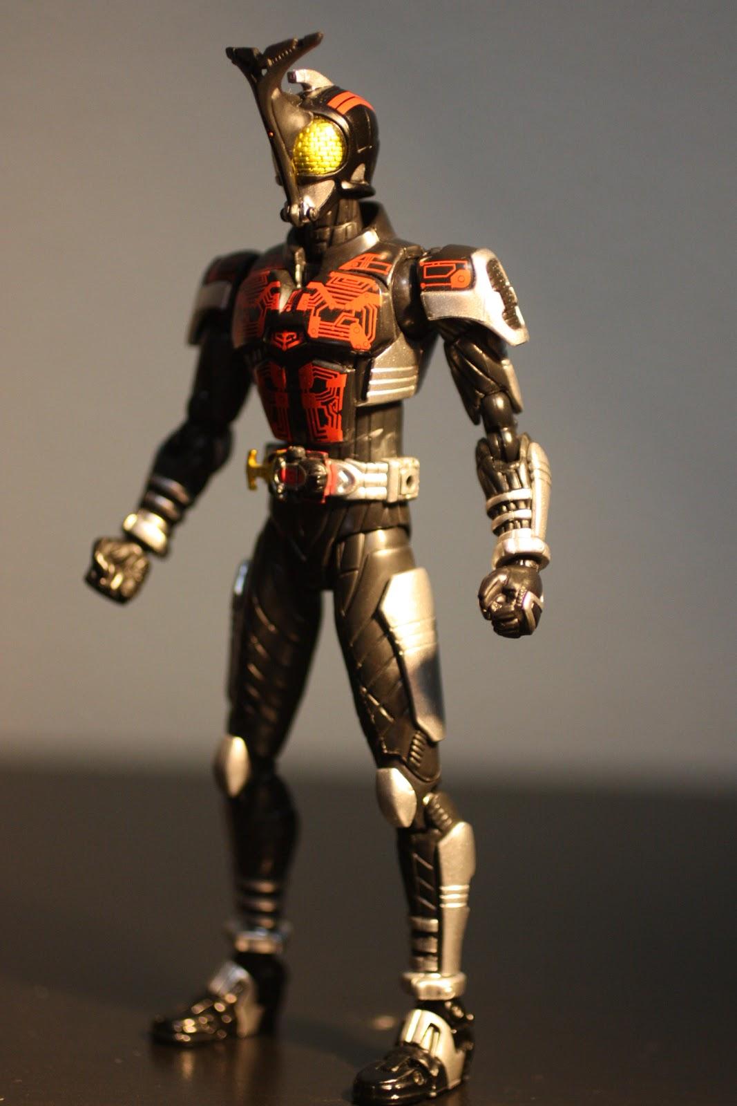 Firestarter's Blog: Toy Review: SH Figuarts Kamen Rider ...
