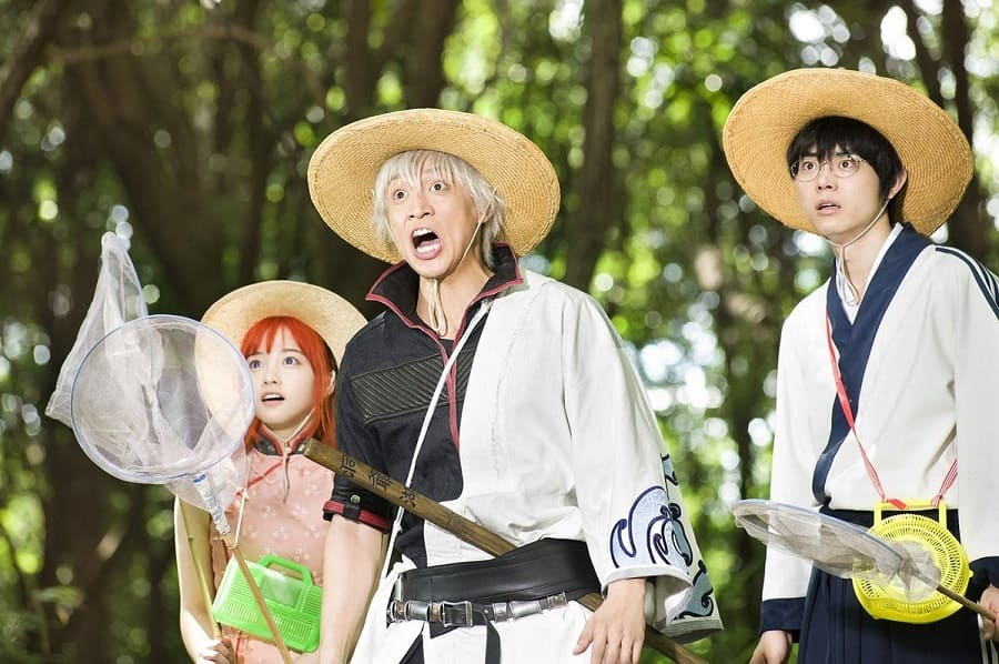 Gintama - Live Action - BluRay Legendado Torrent