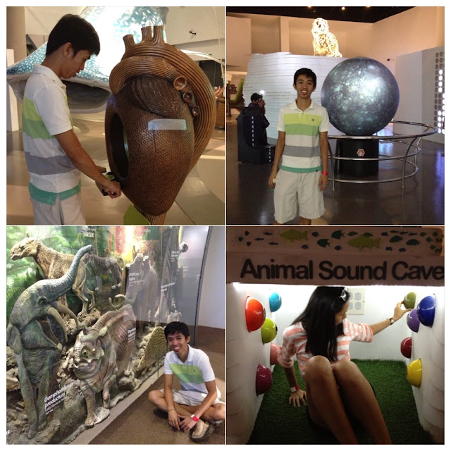 The Mind Museum at Taguig, Philippines