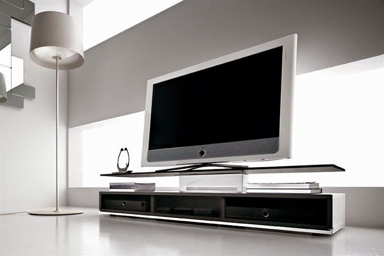 gambar design meja tv minimalis