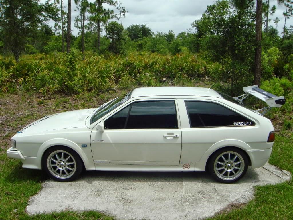 Custom 1988 Volkswagen Scirocco - Buy Classic Volks