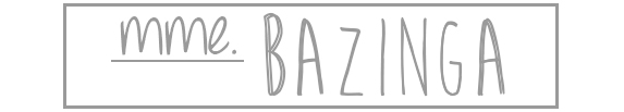 Madame Bazinga's Blog - Beauty & Lifestyle