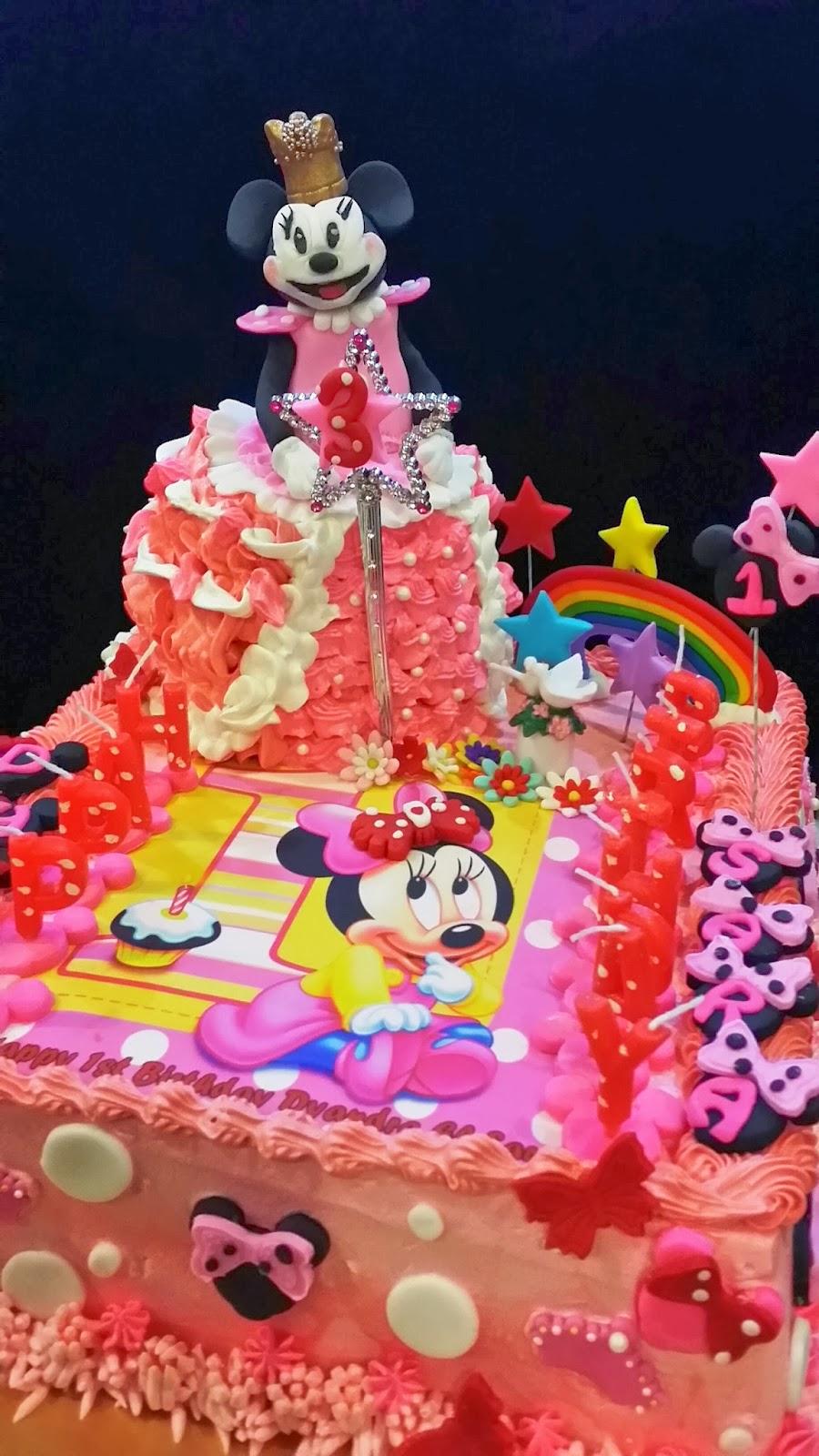 Sweet creations princess minnie mouse baby minnie - Princesse minnie ...