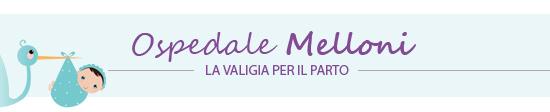 Ospedale Macedonio Melloni: il borsone per partorire