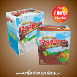 Natural Radix GM Susu Kambing Etawa NASA