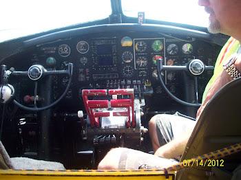 B-17 Controls