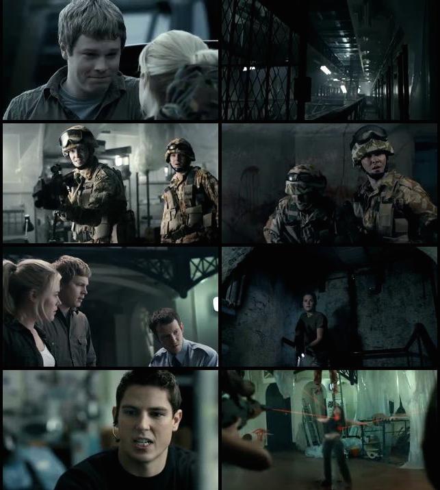 Ghost Machine 2009 Dual Audio Hindi BluRay 480p