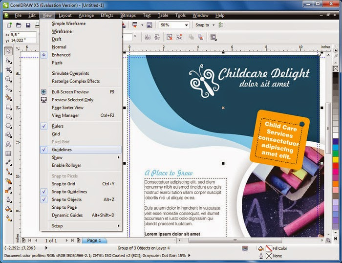 CorelDRAW Graphics Suite X7 17.0.0.491 Final Download