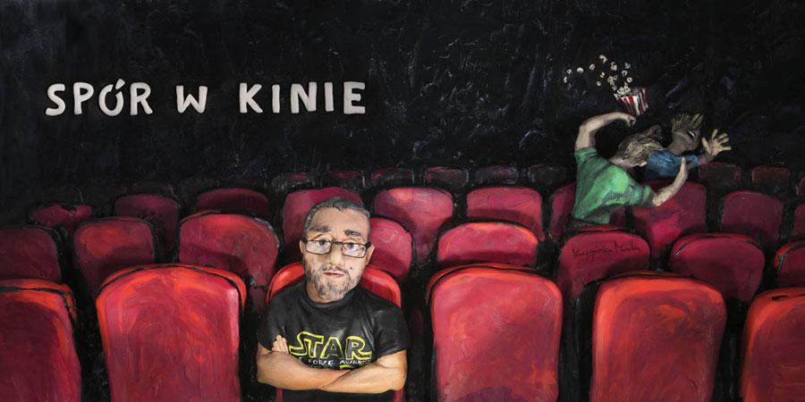 Spór w kinie