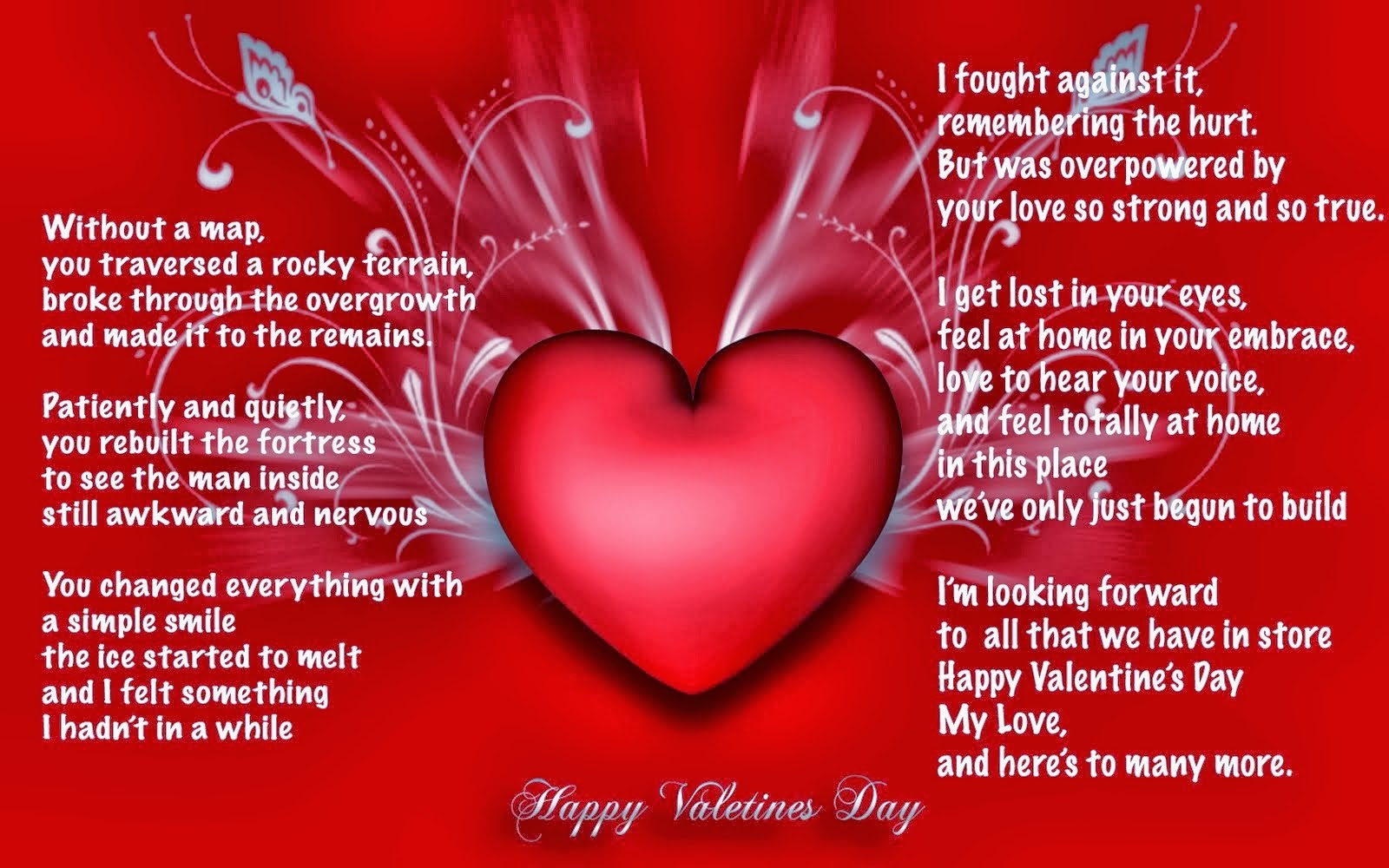 valentines day ecards - Valentines Day Messages For Girlfriend
