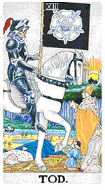 Значение на Таро карта ХIII Смърт - хороскоп за 2015 година