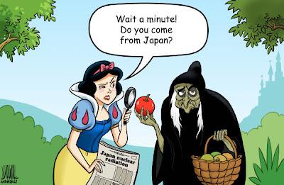 apple japan cartoon International Herald Tribune