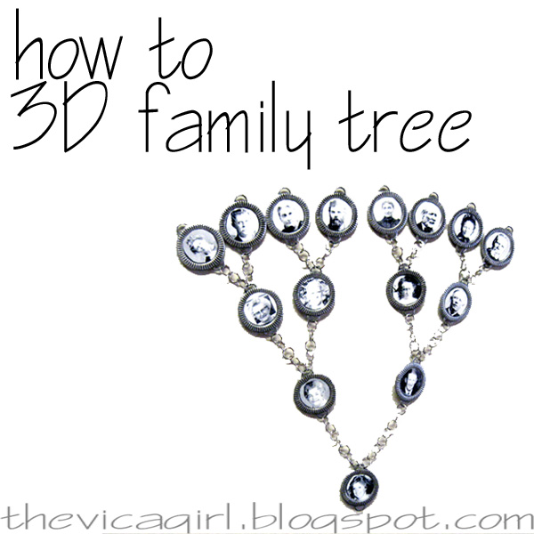 how to make a family tree chart