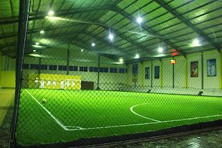 prospek usaha lapangan futsal