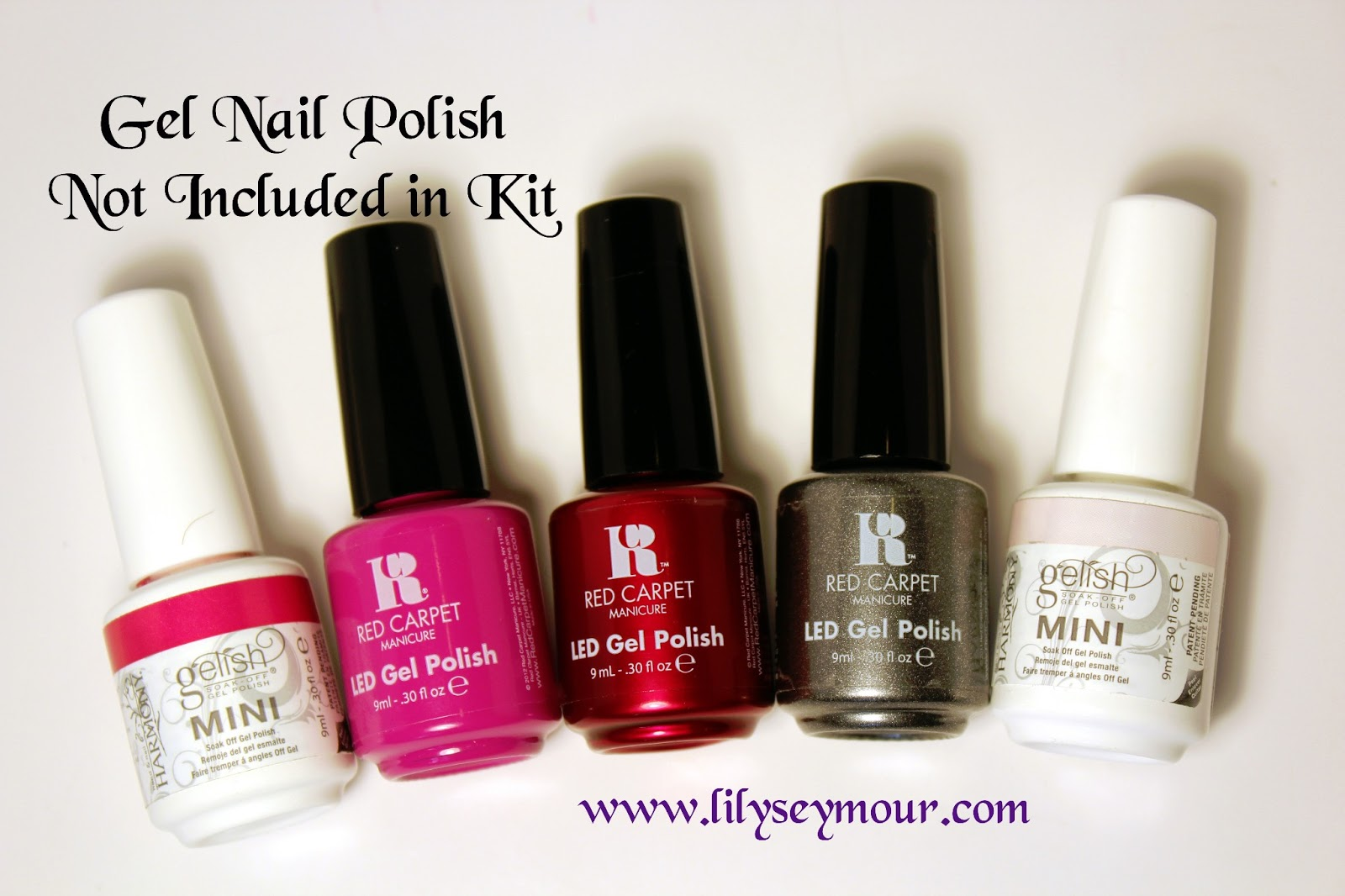 Fun Fierce Fabulous Beauty Over 50!: Nails ~ Soak Off UV Gel Nail System