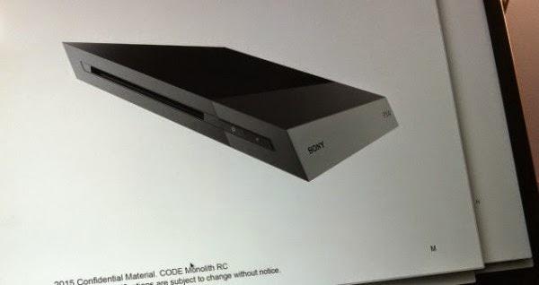 Se filtra la primera imagen del 'PS4 Slim' ¿será esta la nueva versión revisada del PS4?