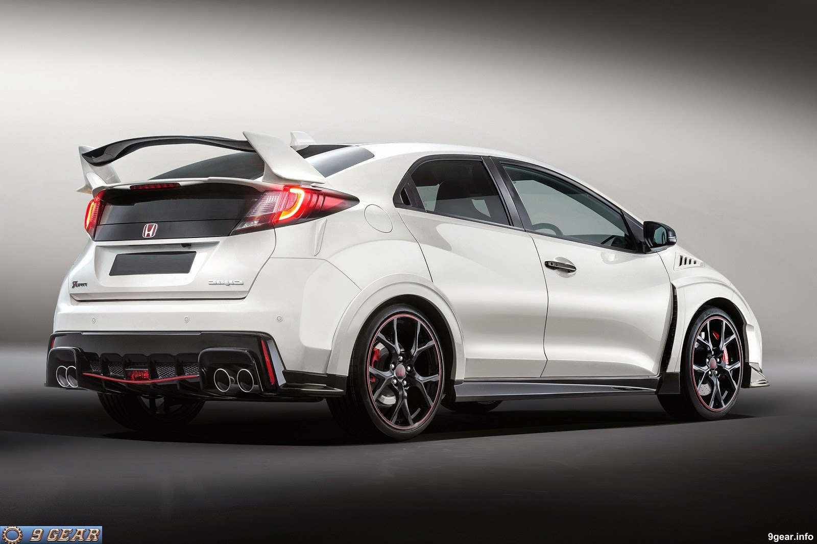 2016 honda civic type r photos and info car reviews