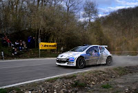 F Delecour Timis Rally 2013